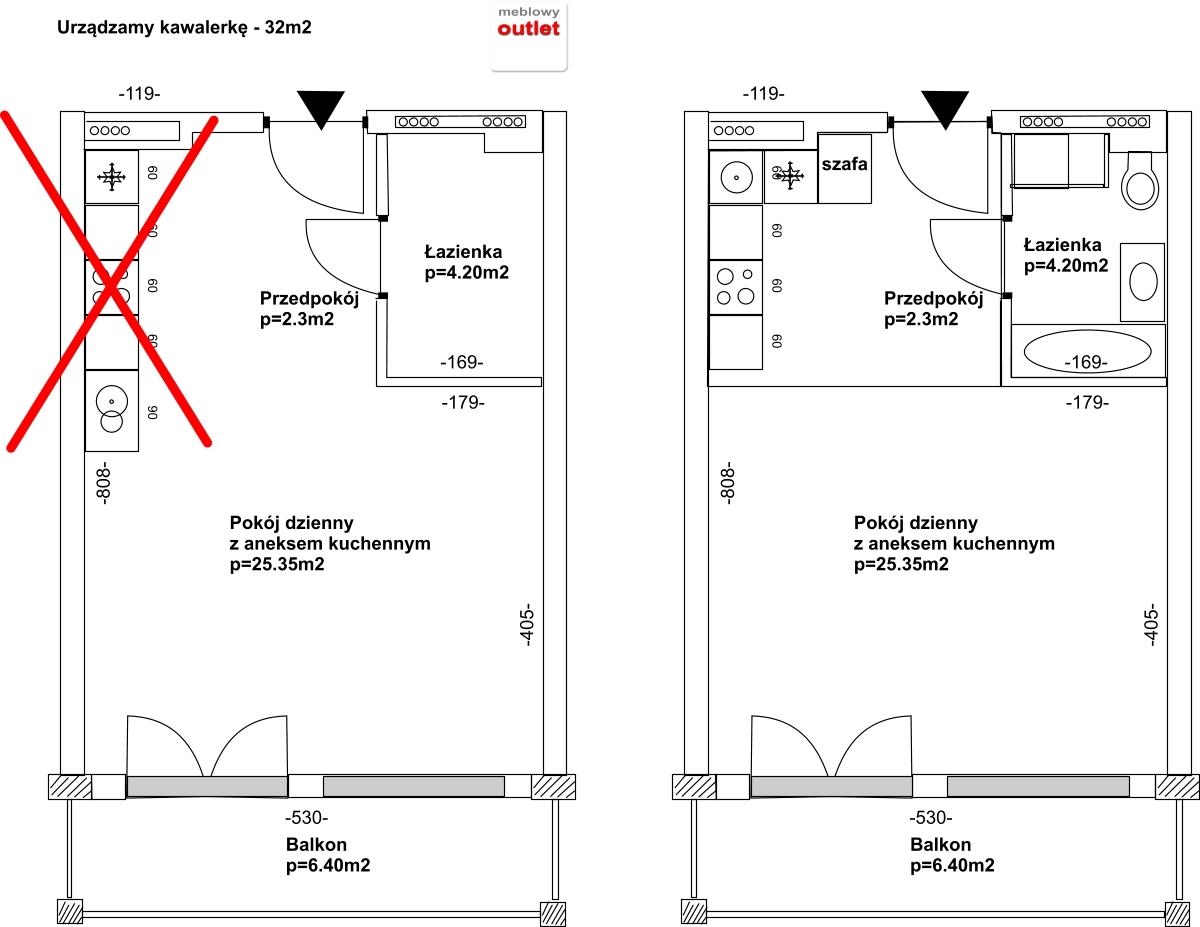 meble tapicerowane w kawalerce - urządzamy kawalerkę